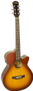 Freshman FA1AN HB Electro Acoustic Guitar in Honeyburst